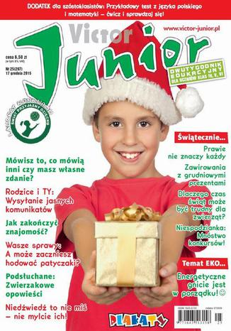 Okładka książki/ebooka Victor Junior nr 25 (297)