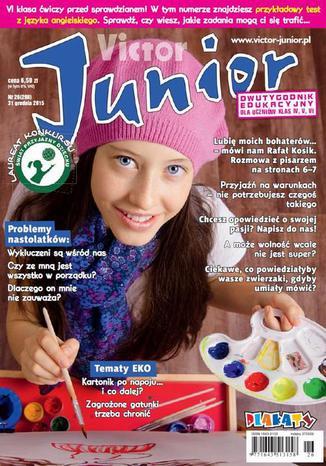 Okładka książki/ebooka Victor Junior nr 26 (298)