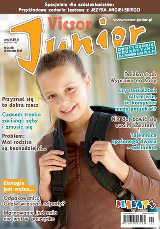 Okładka książki/ebooka Victor Junior nr 2 (300)