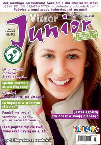 Okładka książki Victor Junior nr 3 (275)