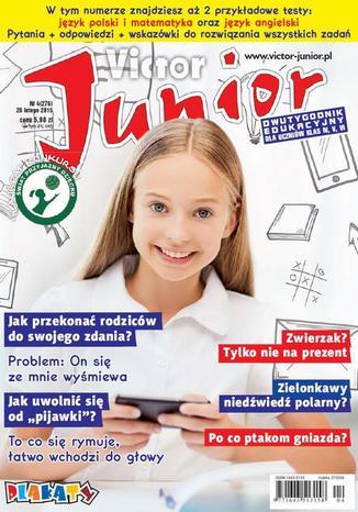 Okładka książki/ebooka Victor Junior nr 4 (276)