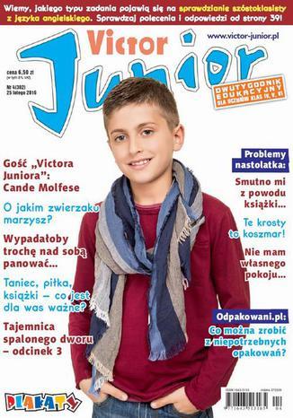Okładka książki/ebooka Victor Junior nr 4 (302)