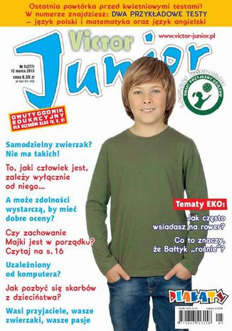 Okładka książki/ebooka Victor Junior nr 5 (277)