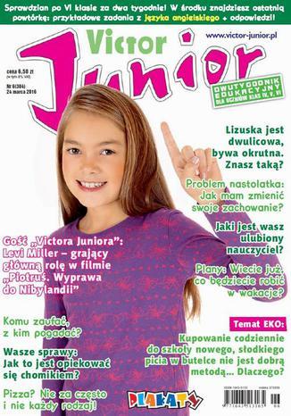 Okładka książki/ebooka Victor Junior nr 6 (304)