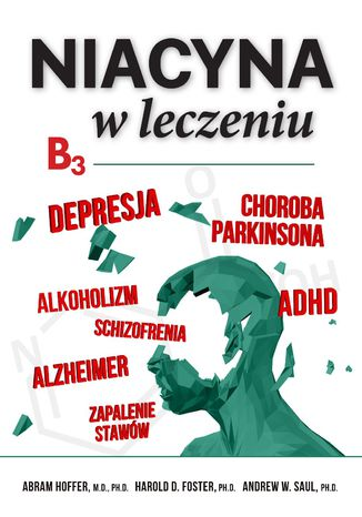Okładka książki Niacyna w leczeniu (B3)