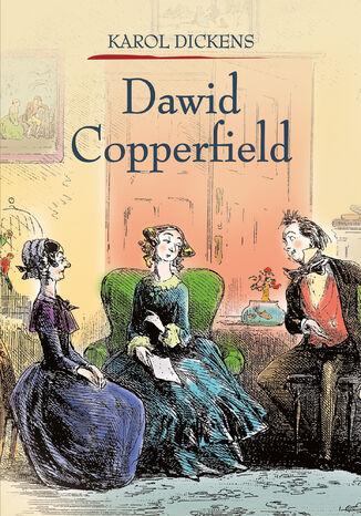 Okładka książki Dawid Copperfield Tom 2