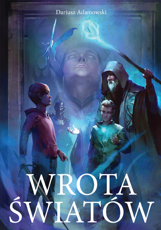 Okładka książki Wrota Światów