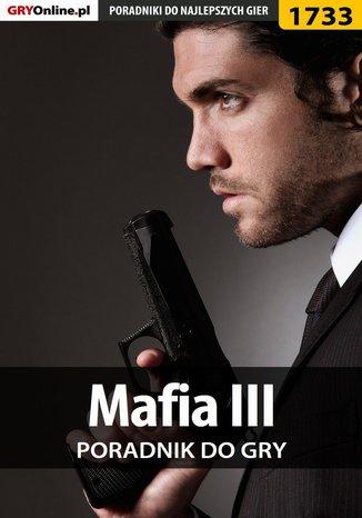 Okładka książki Mafia III - poradnik do gry