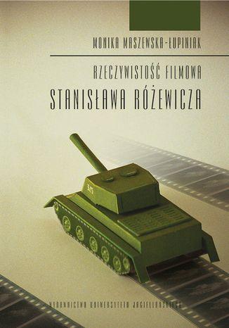 Okładka książki/ebooka Rzeczywistość filmowa Stanisława Różewicza