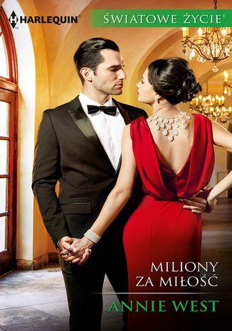 Okładka książki Miliony za miłość