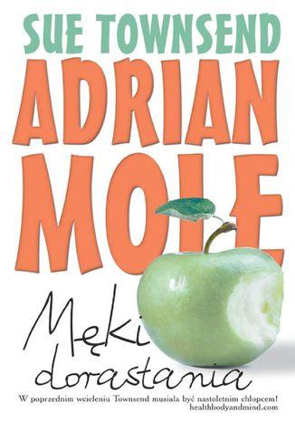 Okładka książki/ebooka Adrian Mole. Męki dorastania
