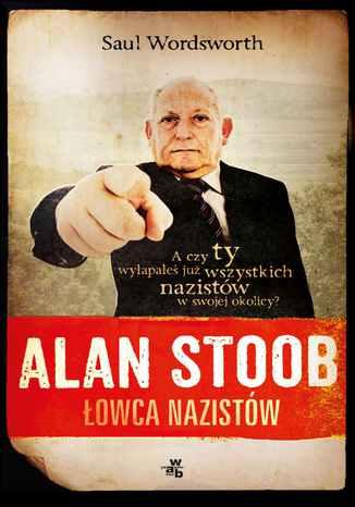 Okładka książki/ebooka Alan Stoob, łowca nazistów