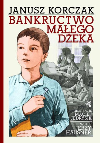 Okładka książki Bankructwo małego Dżeka