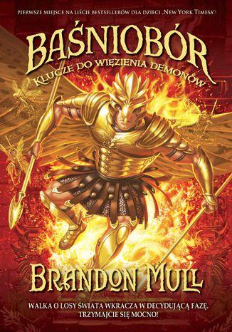 Okładka książki/ebooka Baśniobór. Klucze do więzienia demonów