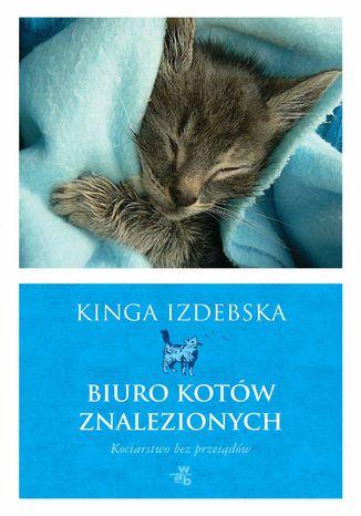 Okładka książki/ebooka Biuro kotów znalezionych