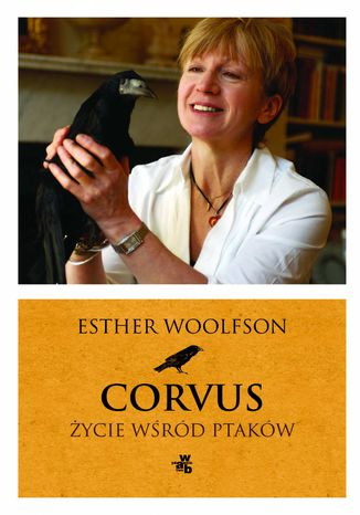 Okładka książki Corvus. Życie wśród ptaków