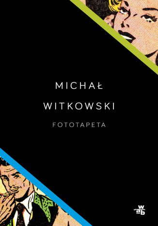 Okładka książki Fototapeta