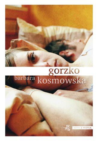 Okładka książki Gorzko