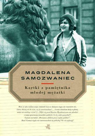 Okładka książki/ebooka Kartki z pamiętnika młodej mężatki