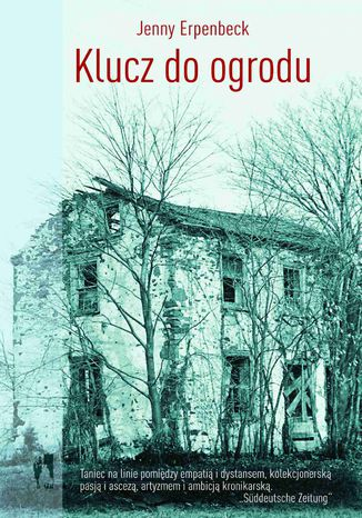 Okładka książki Klucz do ogrodu
