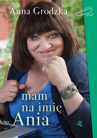 Okładka książki Mam na imię Ania