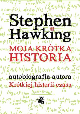 Okładka książki Moja krótka historia
