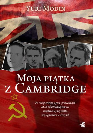 Okładka książki Moja piątka z Cambridge