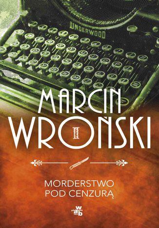 Okładka książki Morderstwo pod cenzurą