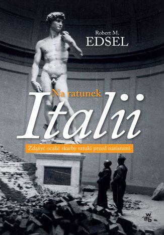 Okładka książki Na ratunek Italii