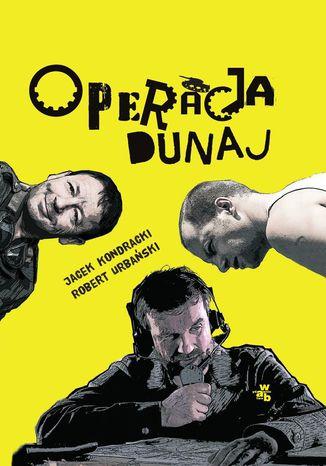 Okładka książki/ebooka Operacja 'Dunaj'