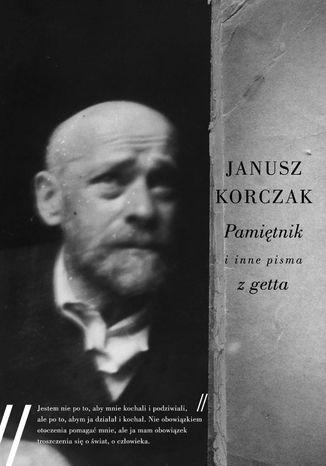 Okładka książki/ebooka Pamiętnik i inne pisma z getta