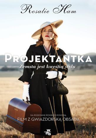 Okładka książki/ebooka Projektantka