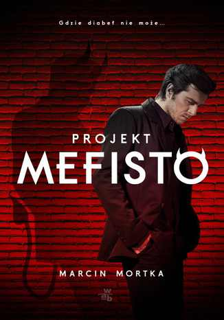 Okładka książki Projekt Mefisto