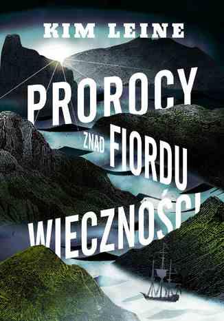 Okładka książki Prorocy znad Fiordu Wieczności