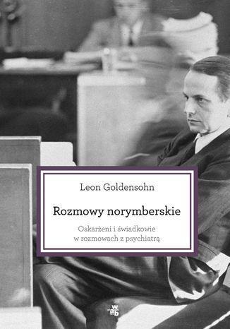 Okładka książki/ebooka Rozmowy norymberskie
