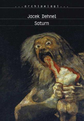 Okładka książki Saturn. Czarne obrazy z życia mężczyzn z rodziny Goya