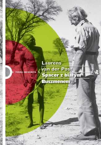 Okładka książki/ebooka Spacer z białym Buszmenem