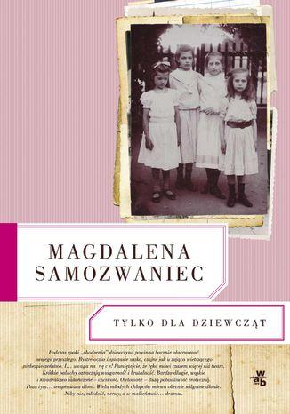 Okładka książki/ebooka Tylko dla dziewcząt