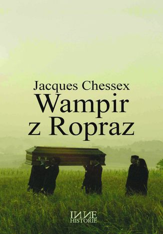 Okładka książki Wampir z Ropraz