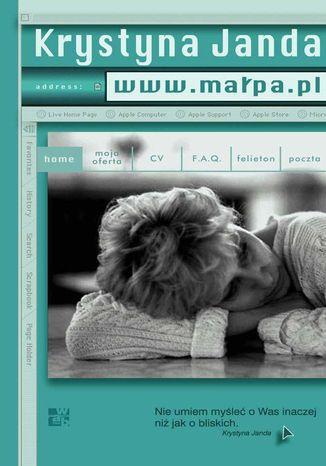 Okładka książki/ebooka www.małpa.pl