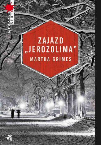 Okładka książki/ebooka Zajazd 'Jerozolima'