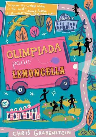 Okładka książki Olimpiada pana Lemoncella