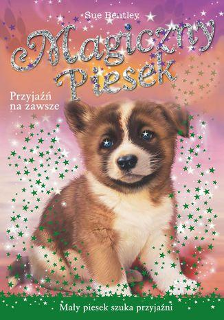 Okładka książki Przyjaźń na zawsze. Magiczny piesek