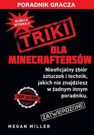 Okładka książki/ebooka Triki dla minecraftersów