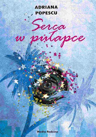 Okładka książki Serca w pułapce