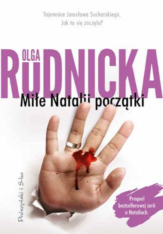 Okładka książki/ebooka Miłe Natalii początki