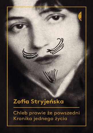 Okładka książki/ebooka Chleb prawie że powszedni. Kronika jednego życia