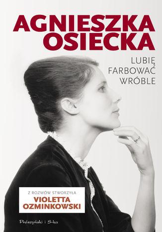 Okładka książki/ebooka Lubię farbować wróble