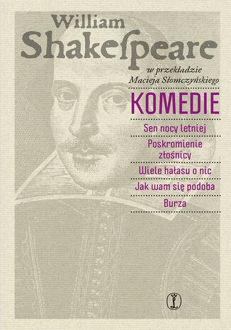 Okładka książki/ebooka Komedie