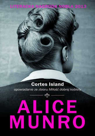 Okładka książki Cortes Island